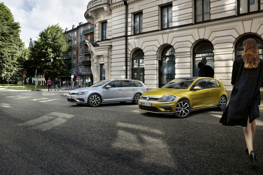 Volkswagen Golf facelift unveiled – Mk7 gets revamped Image #577660