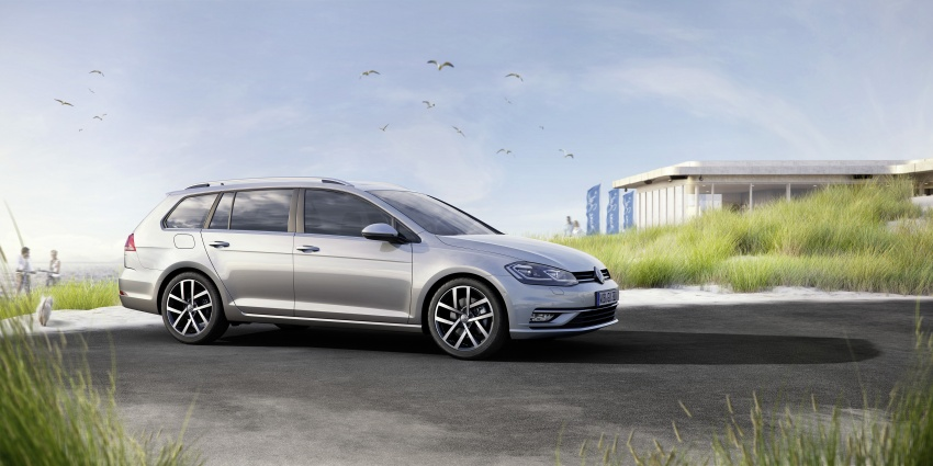 Volkswagen Golf facelift unveiled – Mk7 gets revamped Image #577707