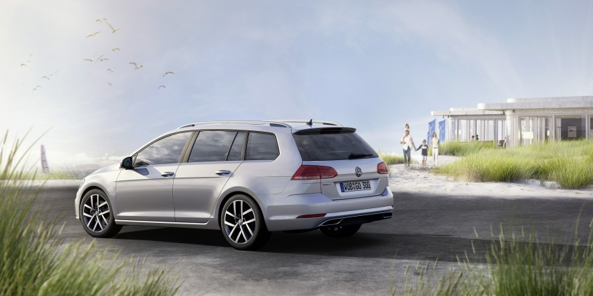 Volkswagen Golf facelift unveiled – Mk7 gets revamped Image #577708