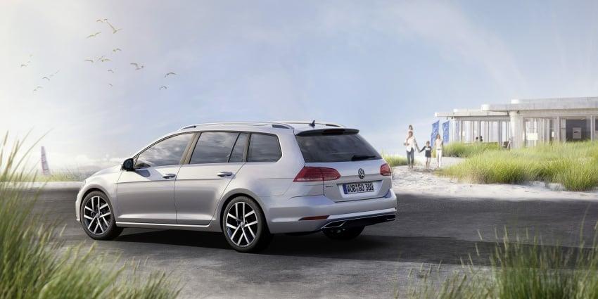 Volkswagen Golf facelift unveiled – Mk7 gets revamped Image #577708