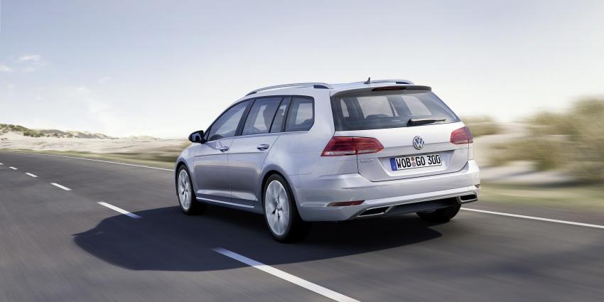 Volkswagen Golf facelift unveiled – Mk7 gets revamped Image #577709