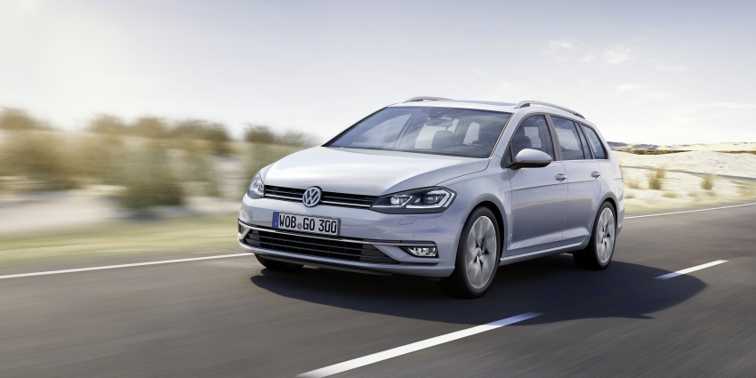 Volkswagen Golf facelift unveiled – Mk7 gets revamped Image #577710