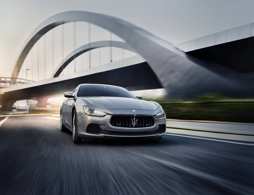 2017 Maserati Ghibli now in Malaysia, from RM619k Image #589898