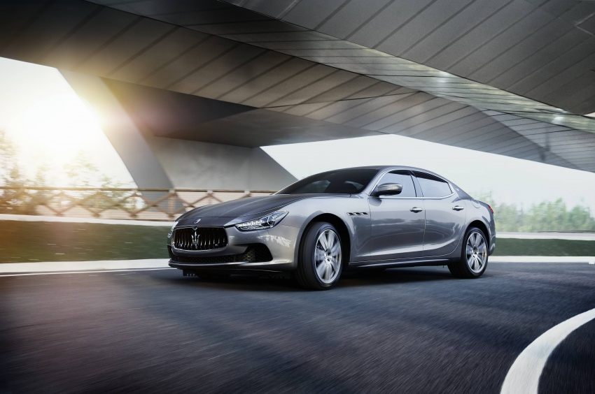 2017 Maserati Ghibli now in Malaysia, from RM619k Image #589905