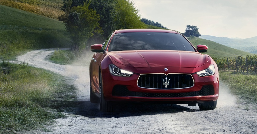 2017 Maserati Ghibli now in Malaysia, from RM619k Image #589959