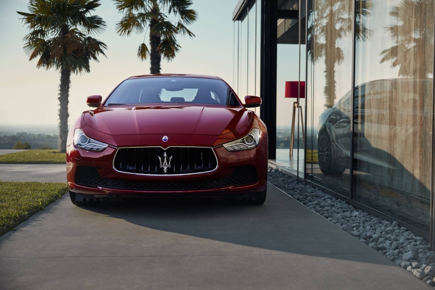 2017 Maserati Ghibli now in Malaysia, from RM619k Image #589968
