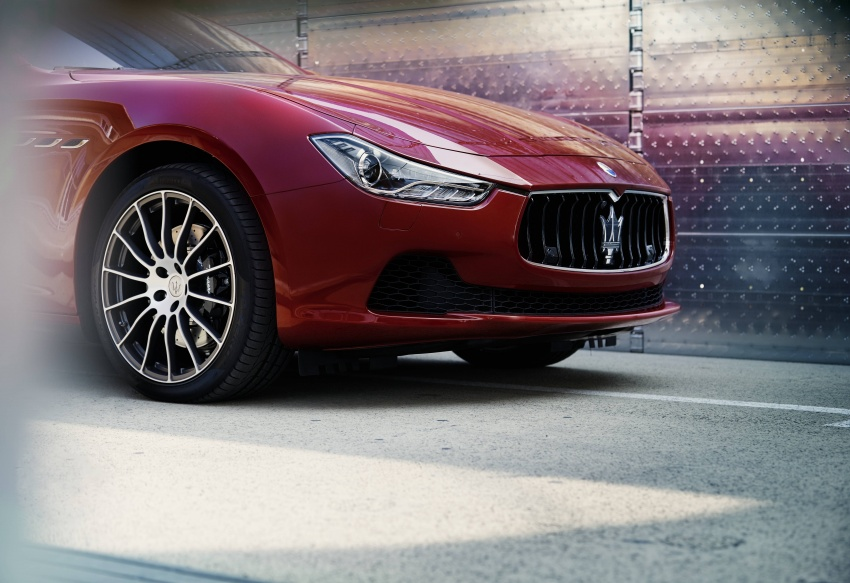 2017 Maserati Ghibli now in Malaysia, from RM619k Image #589970