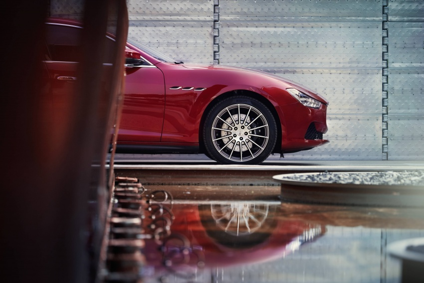 2017 Maserati Ghibli now in Malaysia, from RM619k Image #589972