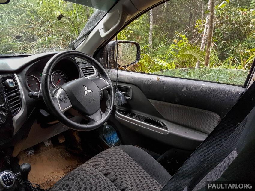 Borneo Safari Off-road Challenge 2016 with the new Mitsubishi Triton 2.4L MIVEC – one for the bucket list Image #590713