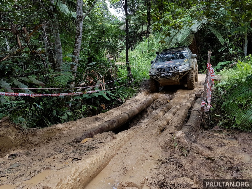Borneo Safari Off-road Challenge 2016 with the new Mitsubishi Triton 2.4L MIVEC – one for the bucket list Image #590714