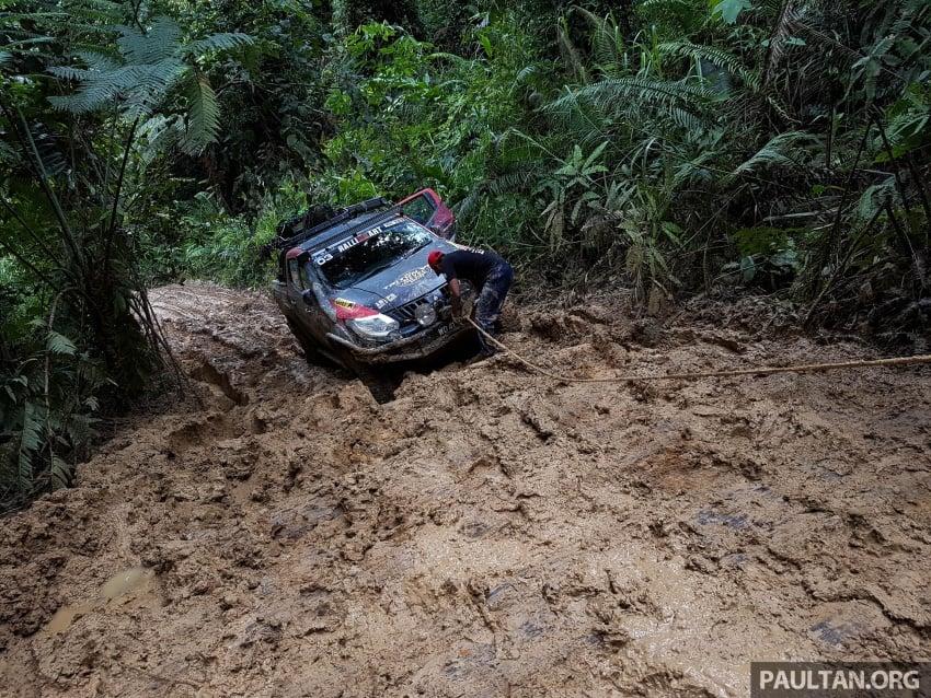 Borneo Safari Off-road Challenge 2016 with the new Mitsubishi Triton 2.4L MIVEC – one for the bucket list Image #590715