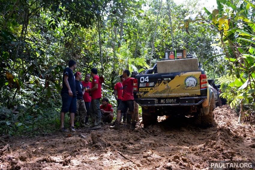Borneo Safari Off-road Challenge 2016 with the new Mitsubishi Triton 2.4L MIVEC – one for the bucket list Image #590718