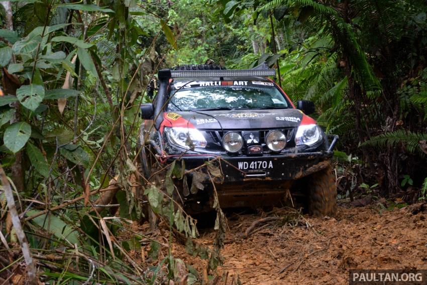 Borneo Safari Off-road Challenge 2016 with the new Mitsubishi Triton 2.4L MIVEC – one for the bucket list Image #590720