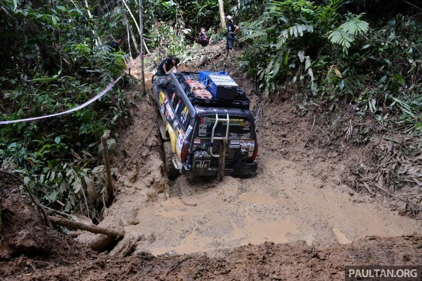Borneo Safari Off-road Challenge 2016 with the new Mitsubishi Triton 2.4L MIVEC – one for the bucket list Image #590721