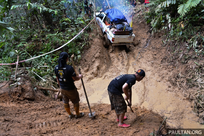 Borneo Safari Off-road Challenge 2016 with the new Mitsubishi Triton 2.4L MIVEC – one for the bucket list Image #590723