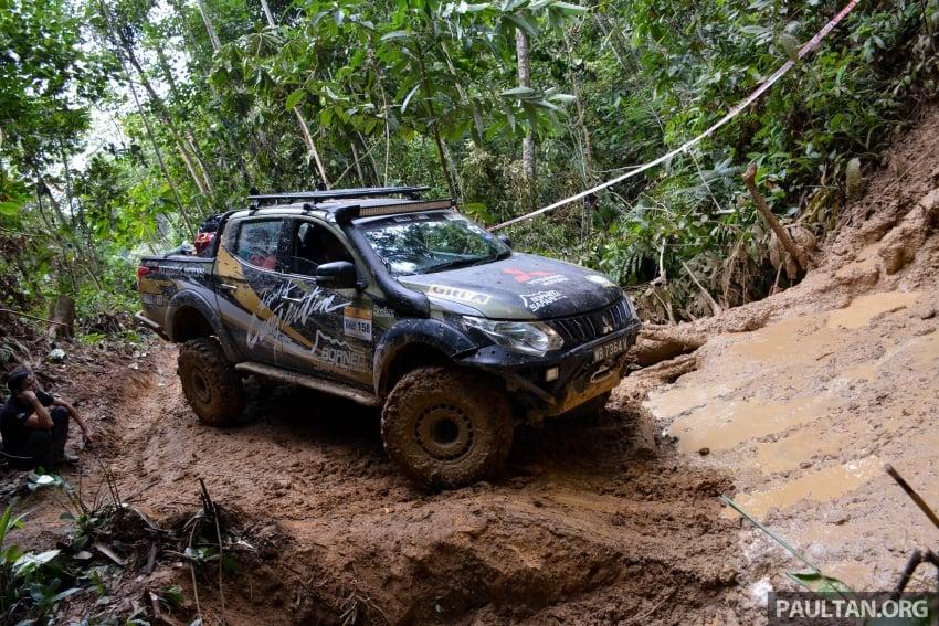 Borneo Safari Off-road Challenge 2016 with the new Mitsubishi Triton 2.4L MIVEC – one for the bucket list Image #590725