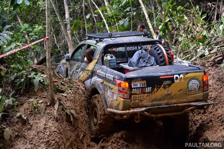 Borneo Safari Off-road Challenge 2016 with the new Mitsubishi Triton 2.4L MIVEC – one for the bucket list Image #590726