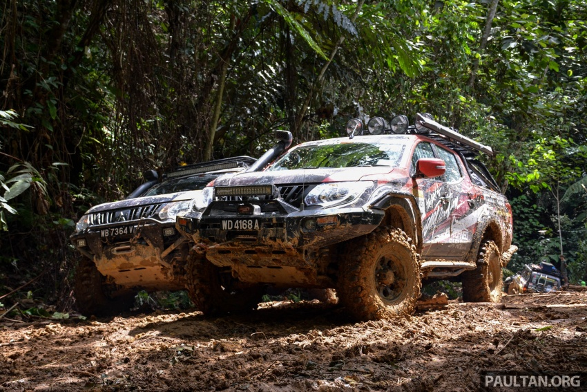 Borneo Safari Off-road Challenge 2016 with the new Mitsubishi Triton 2.4L MIVEC – one for the bucket list Image #590730