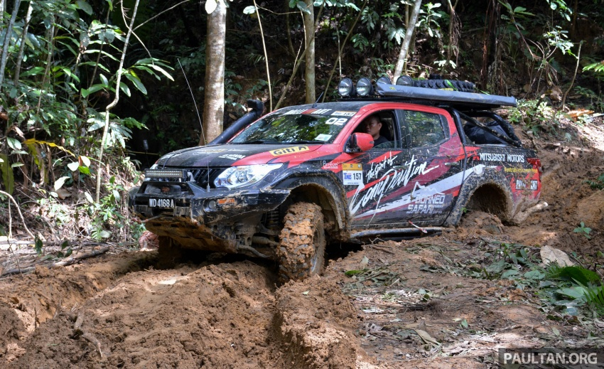 Borneo Safari Off-road Challenge 2016 with the new Mitsubishi Triton 2.4L MIVEC – one for the bucket list Image #590731