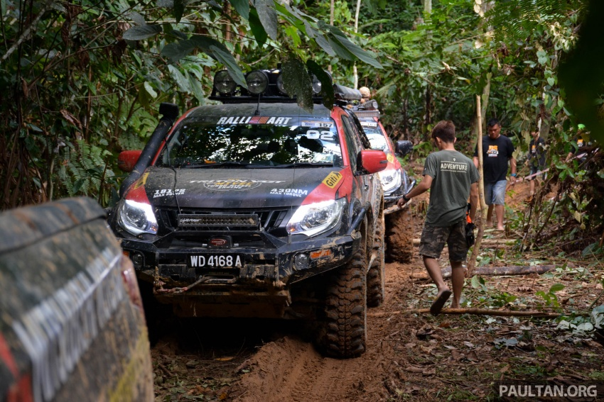 Borneo Safari Off-road Challenge 2016 with the new Mitsubishi Triton 2.4L MIVEC – one for the bucket list Image #590732