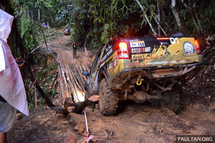 Borneo Safari Off-road Challenge 2016 with the new Mitsubishi Triton 2.4L MIVEC – one for the bucket list Image #590738