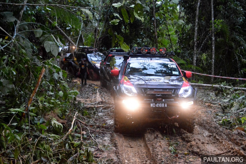 Borneo Safari Off-road Challenge 2016 with the new Mitsubishi Triton 2.4L MIVEC – one for the bucket list Image #590743