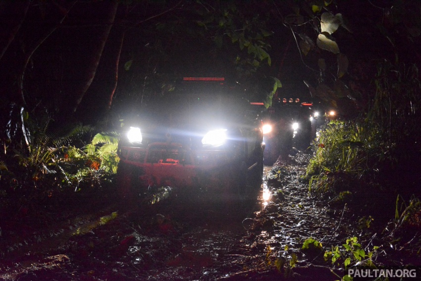 Borneo Safari Off-road Challenge 2016 with the new Mitsubishi Triton 2.4L MIVEC – one for the bucket list Image #590745