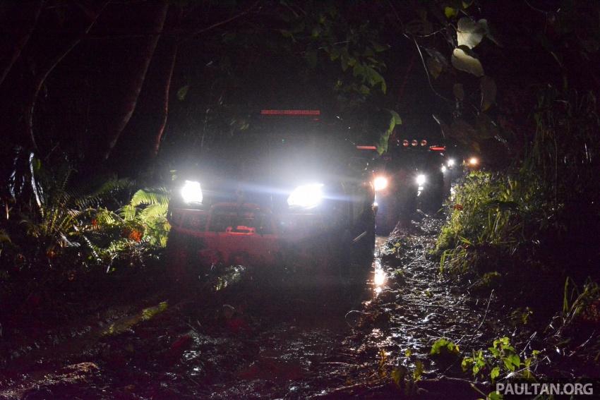 Borneo Safari Off-road Challenge 2016 with the new Mitsubishi Triton 2.4L MIVEC – one for the bucket list Image #590745