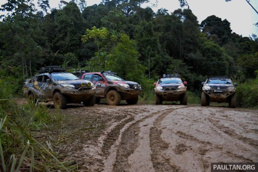 Borneo Safari Off-road Challenge 2016 with the new Mitsubishi Triton 2.4L MIVEC – one for the bucket list Image #590747