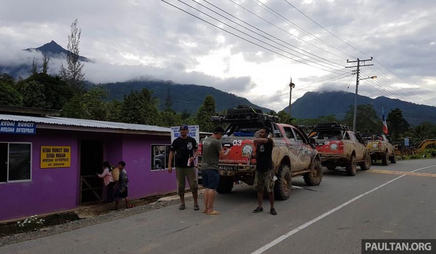 Borneo Safari Off-road Challenge 2016 with the new Mitsubishi Triton 2.4L MIVEC – one for the bucket list Image #590751