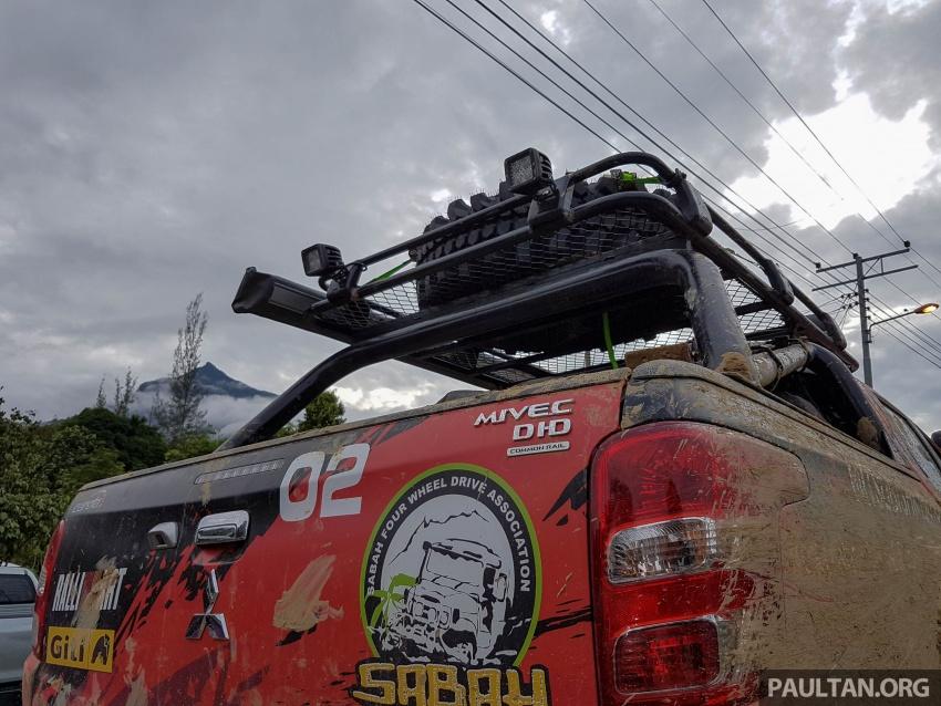 Borneo Safari Off-road Challenge 2016 with the new Mitsubishi Triton 2.4L MIVEC – one for the bucket list Image #590752