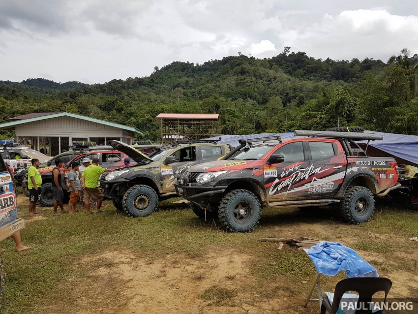 Borneo Safari Off-road Challenge 2016 with the new Mitsubishi Triton 2.4L MIVEC – one for the bucket list Image #590627