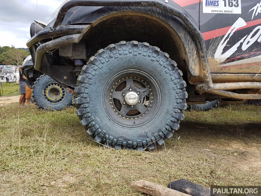 Borneo Safari Off-road Challenge 2016 with the new Mitsubishi Triton 2.4L MIVEC – one for the bucket list Image #590628