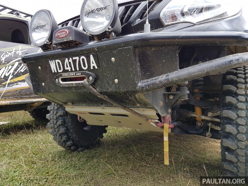 Borneo Safari Off-road Challenge 2016 with the new Mitsubishi Triton 2.4L MIVEC – one for the bucket list Image #590630