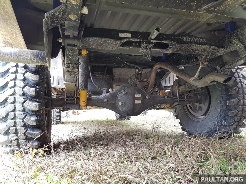 Borneo Safari Off-road Challenge 2016 with the new Mitsubishi Triton 2.4L MIVEC – one for the bucket list Image #590632