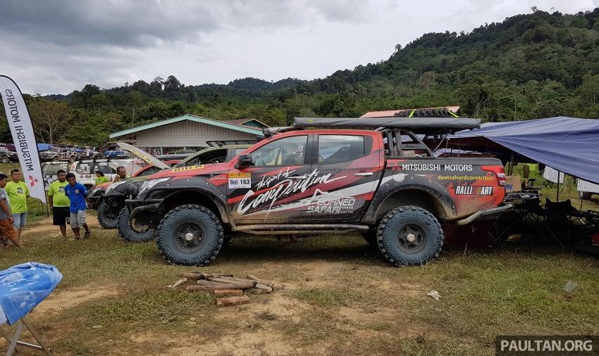 Borneo Safari Off-road Challenge 2016 with the new Mitsubishi Triton 2.4L MIVEC – one for the bucket list Image #590634
