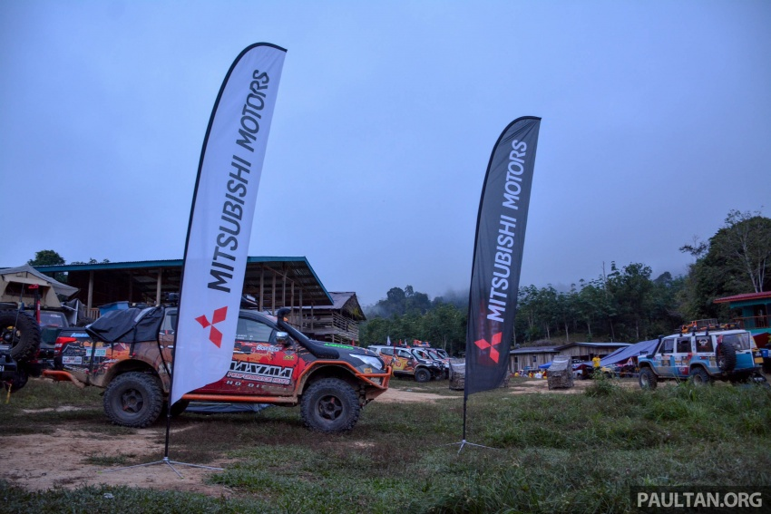 Borneo Safari Off-road Challenge 2016 with the new Mitsubishi Triton 2.4L MIVEC – one for the bucket list Image #590638