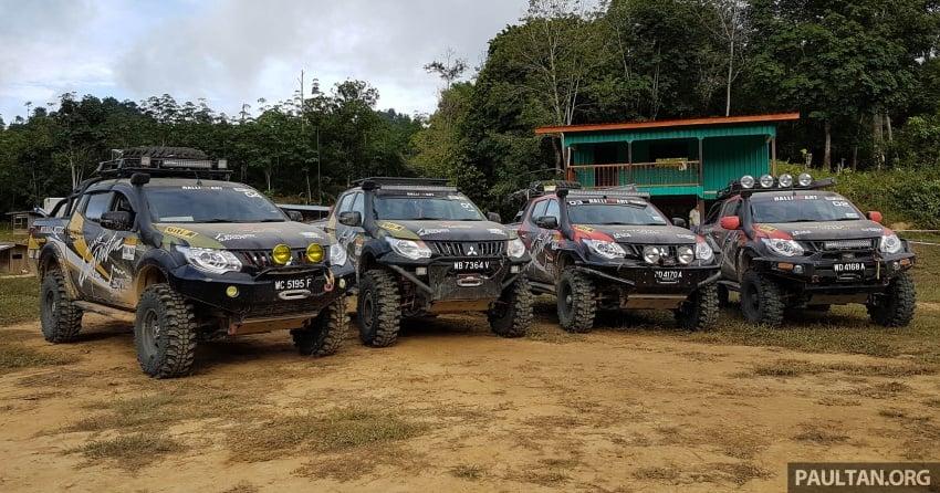 Borneo Safari Off-road Challenge 2016 with the new Mitsubishi Triton 2.4L MIVEC – one for the bucket list Image #590639