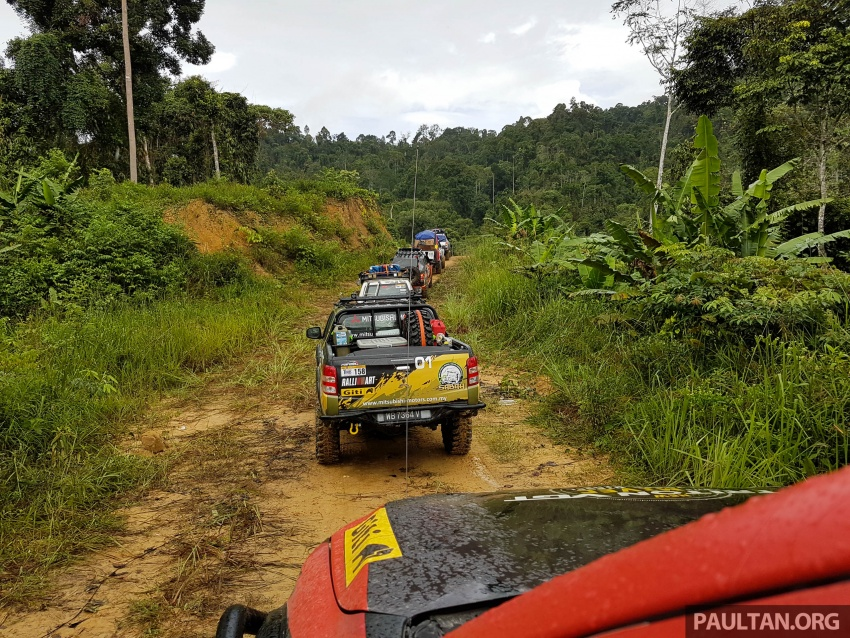 Borneo Safari Off-road Challenge 2016 with the new Mitsubishi Triton 2.4L MIVEC – one for the bucket list Image #590640