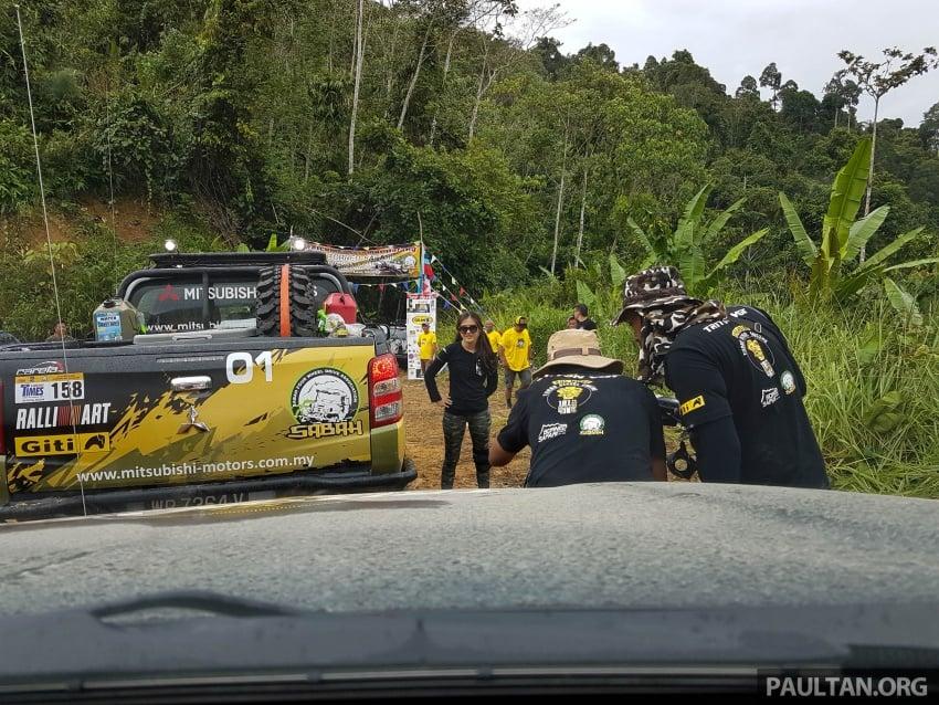 Borneo Safari Off-road Challenge 2016 with the new Mitsubishi Triton 2.4L MIVEC – one for the bucket list Image #590641