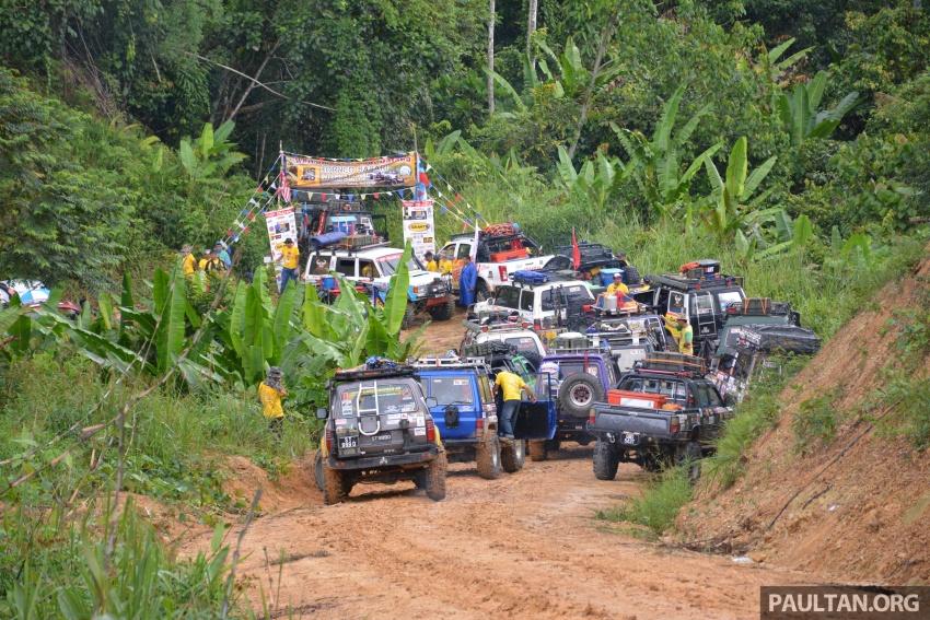 Borneo Safari Off-road Challenge 2016 with the new Mitsubishi Triton 2.4L MIVEC – one for the bucket list Image #590642