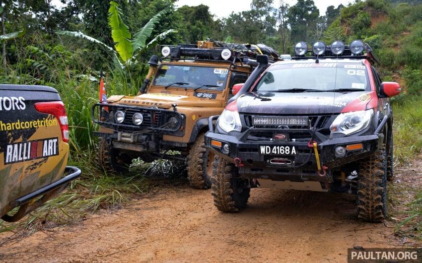 Borneo Safari Off-road Challenge 2016 with the new Mitsubishi Triton 2.4L MIVEC – one for the bucket list Image #590643