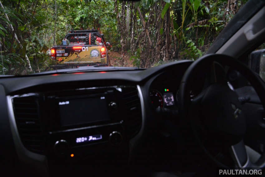 Borneo Safari Off-road Challenge 2016 with the new Mitsubishi Triton 2.4L MIVEC – one for the bucket list Image #590646