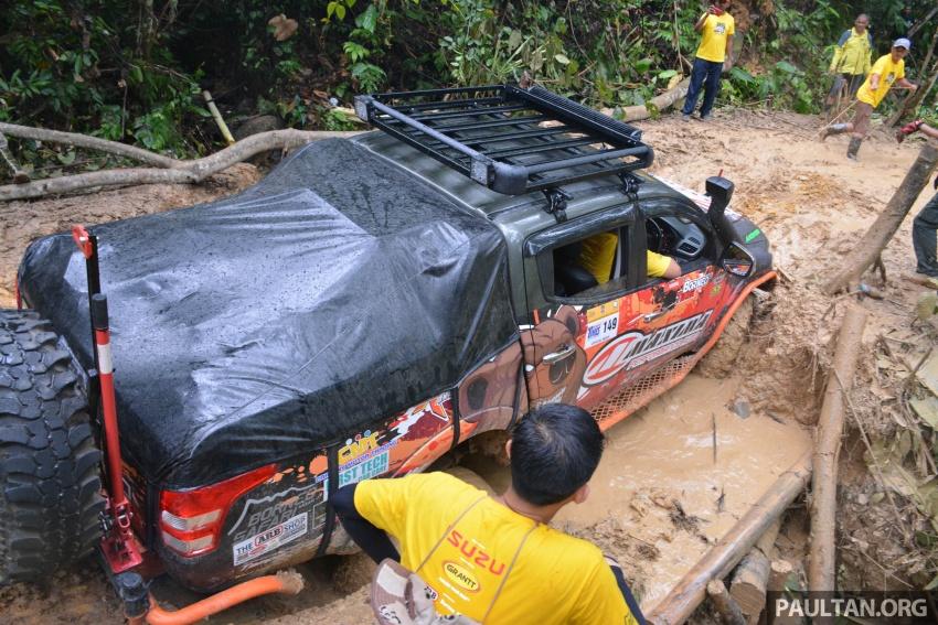 Borneo Safari Off-road Challenge 2016 with the new Mitsubishi Triton 2.4L MIVEC – one for the bucket list Image #590647