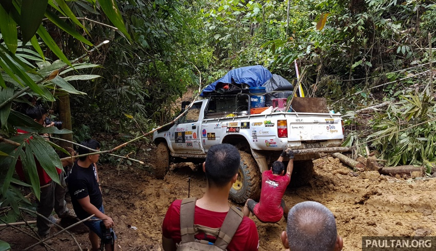 Borneo Safari Off-road Challenge 2016 with the new Mitsubishi Triton 2.4L MIVEC – one for the bucket list Image #590660