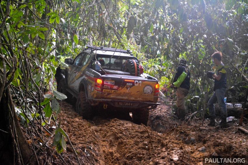 Borneo Safari Off-road Challenge 2016 with the new Mitsubishi Triton 2.4L MIVEC – one for the bucket list Image #590661