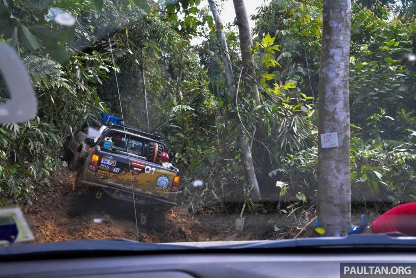 Borneo Safari Off-road Challenge 2016 with the new Mitsubishi Triton 2.4L MIVEC – one for the bucket list Image #590662