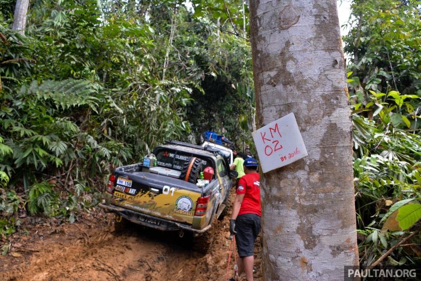 Borneo Safari Off-road Challenge 2016 with the new Mitsubishi Triton 2.4L MIVEC – one for the bucket list Image #590664