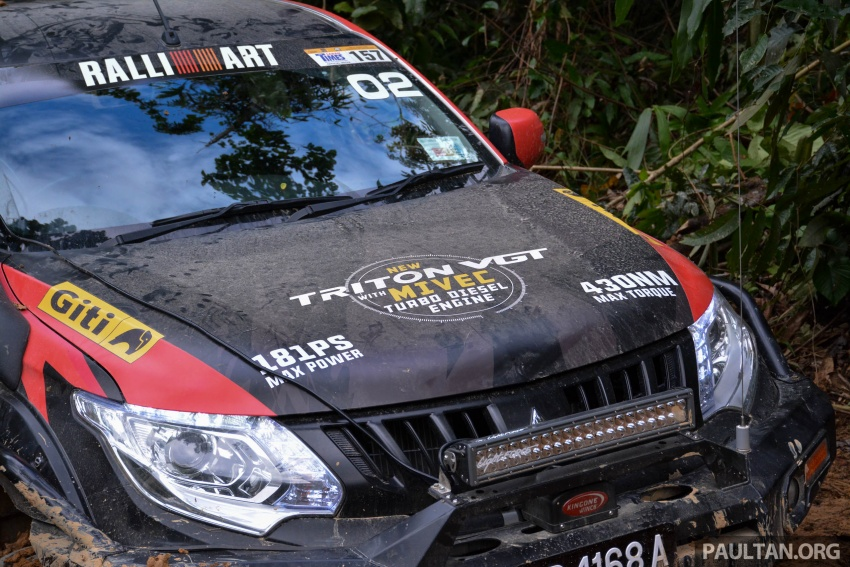 Borneo Safari Off-road Challenge 2016 with the new Mitsubishi Triton 2.4L MIVEC – one for the bucket list Image #590665