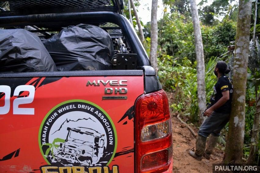 Borneo Safari Off-road Challenge 2016 with the new Mitsubishi Triton 2.4L MIVEC – one for the bucket list Image #590666